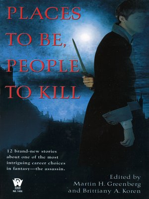 cover image of Places to Be, People to Kill
